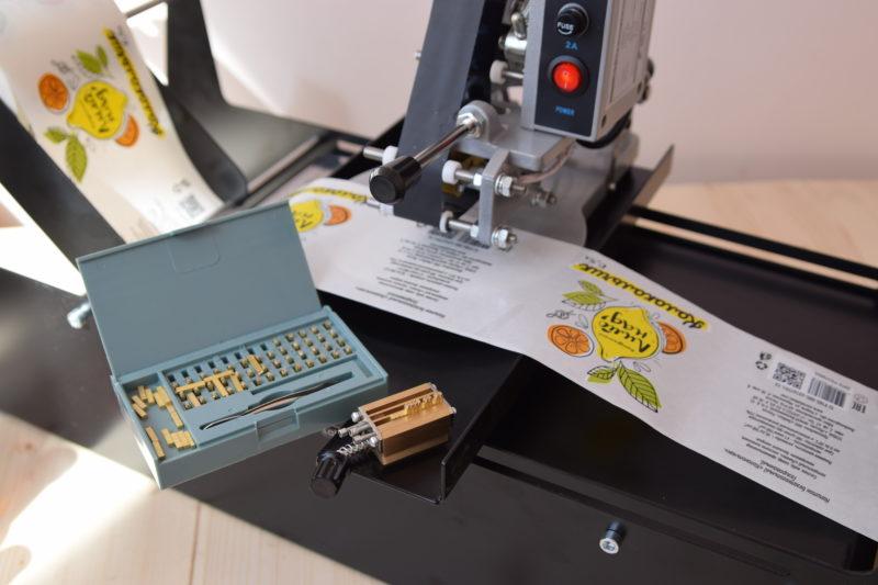 ручной этикетировщик labelmatic